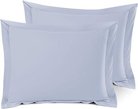"""NEW WONDER SKIRT Tailored Pillow Sham Euro IVORY CREAM  26/""""x 26/"""""""