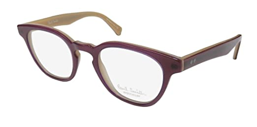 Amazon.com: Paul Smith Morse Mens/Womens Designer Full-rim ...