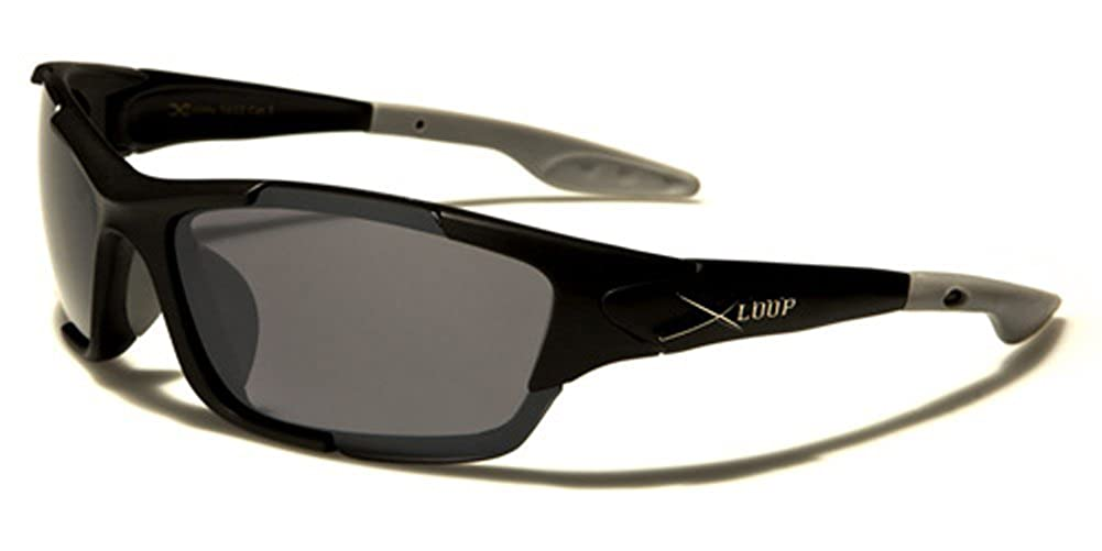 Wrap Around Cycling Running Outdoor Sport Sunglasses
