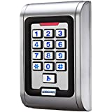 LockState LS-S100 Single Gang Vandal Resistant Proximity Reader and Keypad