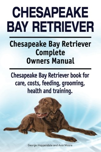 Chesapeake Bay Retriever. Chesapeake Bay Retriever Complete Owners Manual. Chesapeake Bay Retriever book for care, costs, feeding, grooming, health and training.