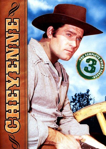 DVD : Cheyenne: Season 3