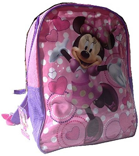 15 Disney Minnie Mouse Backpack