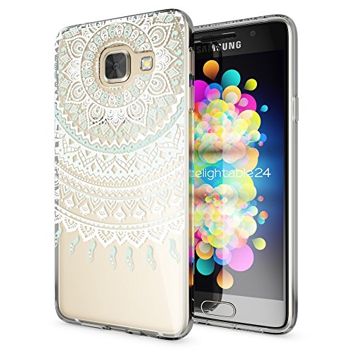 Slim Shockproof Case for Samsung Galaxy A5 (Blue) - 2