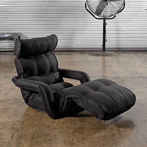 cozy kino pro floor sofa chair multi functional recliner. Black Bedroom Furniture Sets. Home Design Ideas