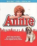 Annie Blu-ray / DVD / Digital HD - Albert Finney, Carol Burnett