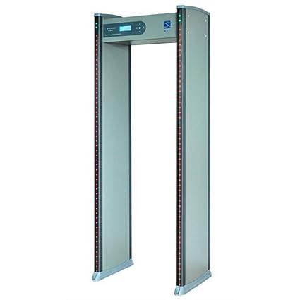 SEADOSHOPPING New Technology TCP/IP Walk-Through Metal Detector,Metal Detector Door Frame