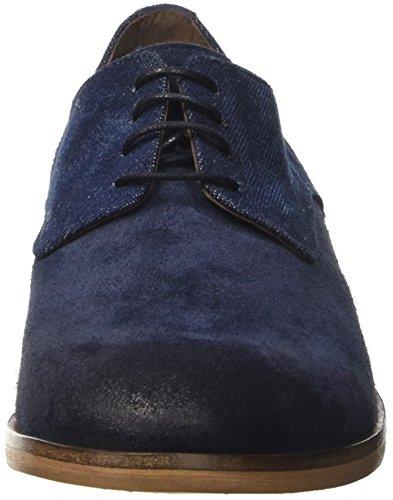 Jeans Uomo Trussardi 77s55353 Scarpe Derby Blu (blu Scuro)