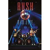 Rush: R40 Live (3CD+DVD)