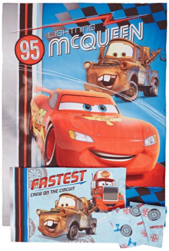 Disney Cars Fastest Team Toddler Set, 4 Piece ()