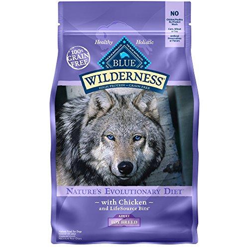 Wilderness Blue Buffalo High Protein Dry Adult Dog Food 51rlCbXsOLL