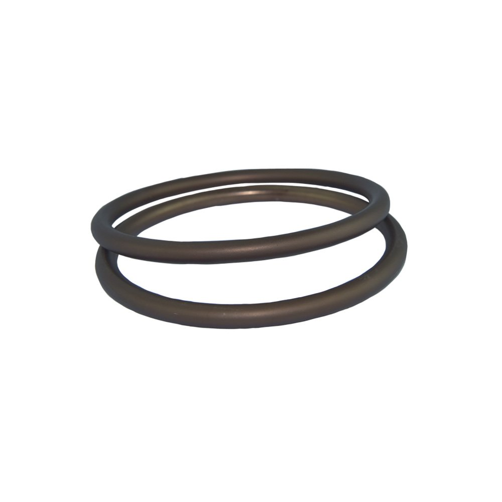 Brown Topind 3 Large Size Aluminium Baby Sling Rings for Baby Carriers /& Slings of 2 pcs