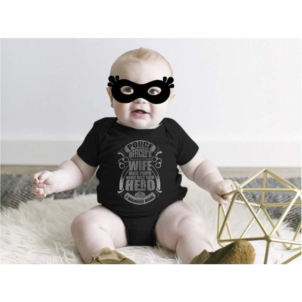 Amazon.com: Body para bebé de la esposa del oficial de ...