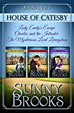 House of Catesby (Historical Regency Clean Sweet Romance Collection 1): The First Three Novels by  Sunny Brooks in stock, buy online here