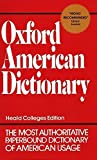 img - for Oxford American Dictionary by Eugene Ehrlich (1982-08-01) book / textbook / text book