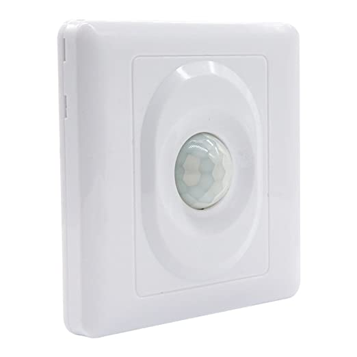 Interruptor de luz con sensor de movimiento automático de ...