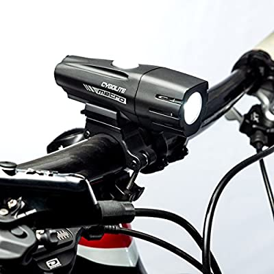 Cygolite Metro 750 USB Rechargeable Bike Light; Astonishing 750 Lumen Bicycle Headlight for Road Cycling, Mountain Biking, and Commuters; 6 Different Lighting Modes for Day and Night Safety