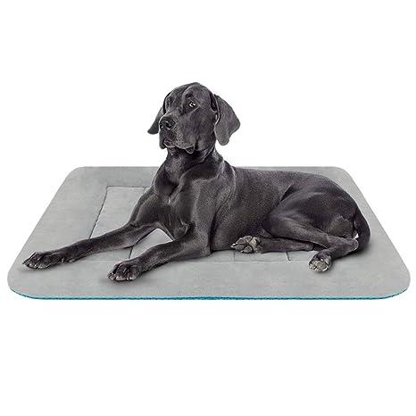 Hero Dog Colchoneta Grande Suave para Perros - 100% Lavable A Máquina, Colchón De