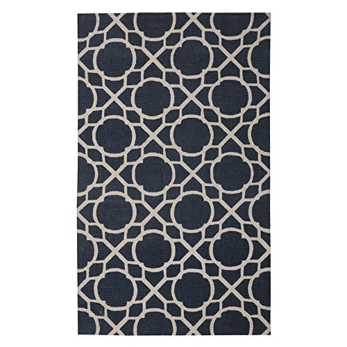 Waverly Color Motion Perfect Fit Teal Area Rug By