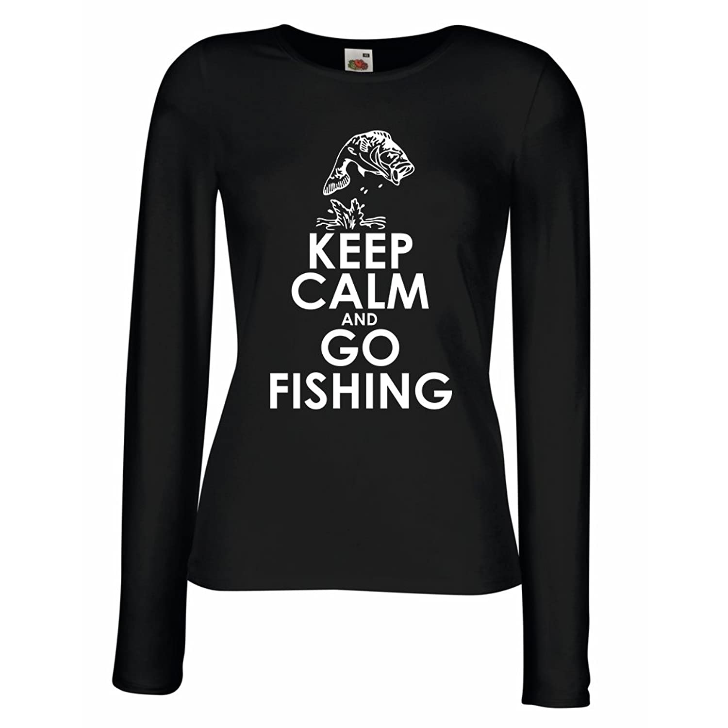 0e1580ed6 Amazon.com: T shirts for women Long sleeve Fishing apparel,fishing shirts:  Clothing