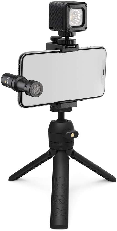 Rode Vlogger Edition Filmmaking Kit for iOS Devices (VLOGVMML)