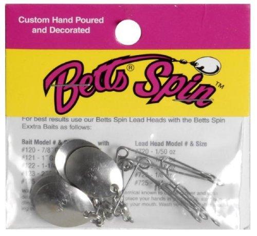 Betts 30-5-0N Jig Spinners, 5-Pack (Bait Jig Spin)