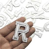 Woohome Patch Sticker, 36 Pz Letras Inglesas Digital Parche ...