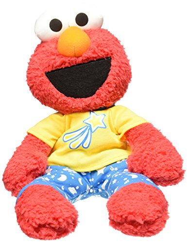 Gund Sesame Street Elmo Pajama Pal Stuffed Toy Plush (Sesame Street Stuffed Animals)