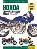 Honda CB600 Hornet Service and Repair Manual: 1998 to 2002 (Haynes Service and Repair Manuals)