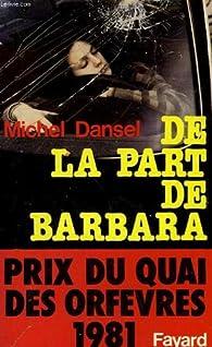 De la part de Barbara par Michel Dansel