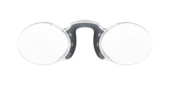 db9ba346842 Nooz - Armless Reading Glasses - Oval 6 Colours 5 diopters - Wherever you  go  Amazon.co.uk  Clothing