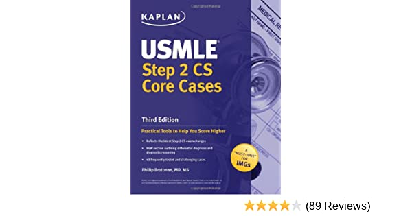 USMLE Step 2 CS Core Cases: 9781506207407: Medicine & Health Science