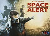 Space Alert Board Game by Vlaada Chvatil (Engilsh) by Czech Games Edition