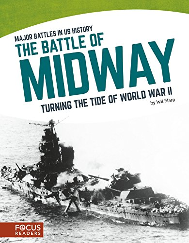 The Battle of Midway: Turning the Tide of World War II (Major Battles in US History) (Major Battles Of The Spanish American War)