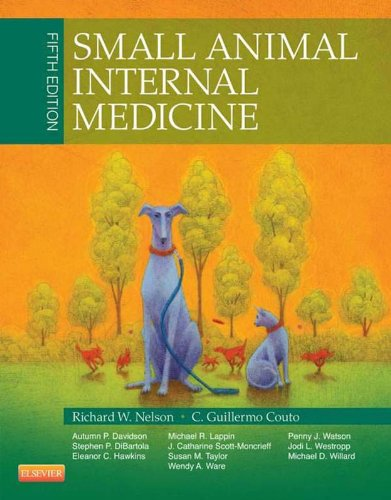 Small Animal Internal Medicine (Small Animal Medicine) Pdf