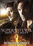 "Ata-Boy Supernatural Season 10 2.5"" x 3.5"" Magnet"