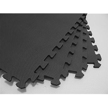 240 Square Feet ( 60 Tiles + Borders) U0027We Sell Matsu0027 Charcoal Gray