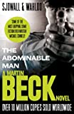 The Abominable Man by Maj Sjöwall front cover