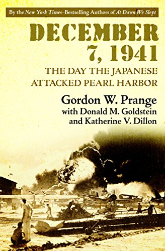 December 7, 1941: The Day the Japanese Attacked Pearl Harbor cover