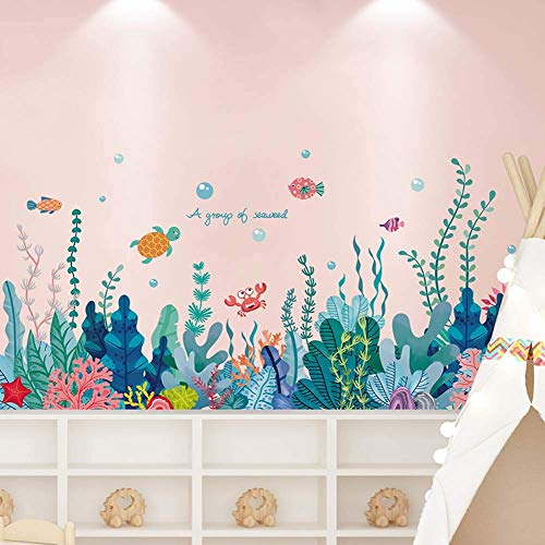 ocean animal wall decals - 8
