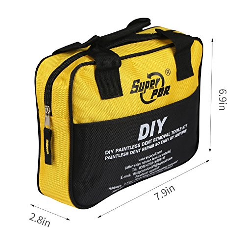 Super PDR 41pcs Car Dent Repair Tools Kit Dent Lifter with Tool Bag by Super PDR (Image #7)