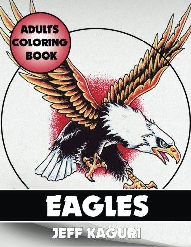 eagle coloring book - 3