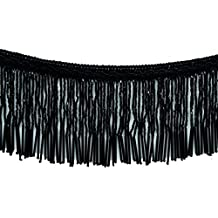 Beaded Fringe Ribbon Black Upholstery Decorative Curtain Supplies Craft By The Yard