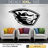 NCAA Oregon State Beavers Emblem Gym Sports Logo Wall Mural Vinyl Sticker DA3138