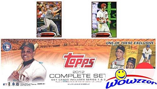 2012 topps baseball set