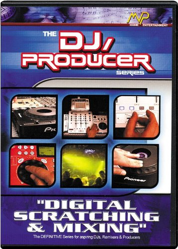 DJ-Producer: Digital Scratching and Mixing by Music. Video Prod.