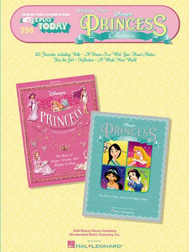Download Selections from Disney's Princess Collection: E-Z Play Today Volume 398 pdf epub