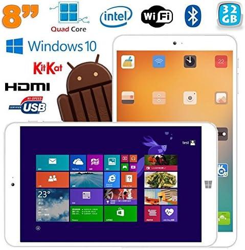 Tablet Windows 10 + Android Dual Boot 8 Pulgadas Intel Quad Core ...