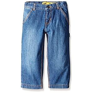 CAT Little Boys' Carpenter Jeans