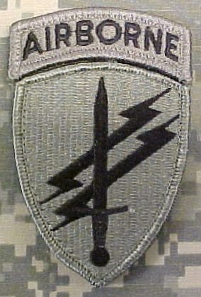 Army unit patch flash 8th psyops group insignia | flashes and.